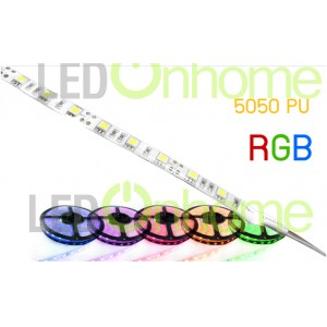 LED RIBBON STRIP 5050 WATERPROOF PU