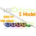 LED RIBBON S Model 5050 NON WATERPROOF RGB NK
