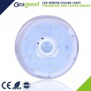 Motion Sensor LED PL Round 7w