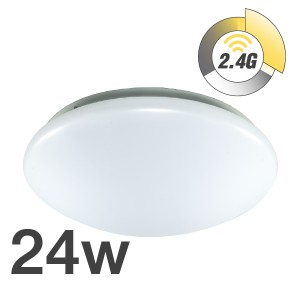 LAMPO LED Dome Panel 2.4G Plain 24W