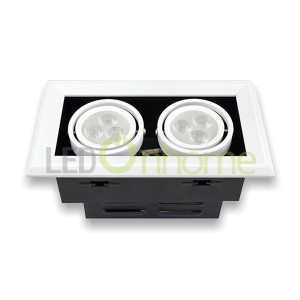 LED Grill light 2x3w | Grill Light MSH 2x3w